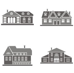 Vector House Illustrations