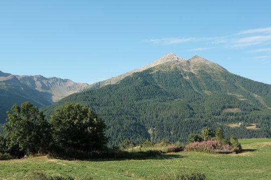 Grande Autane et petite Autane d'Orcières,Hautes-Alpes