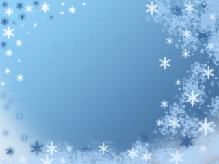 Weihnachtsfrost
