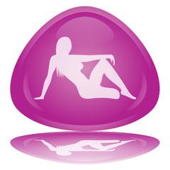 Bouton Sensuel -- Sensual Button