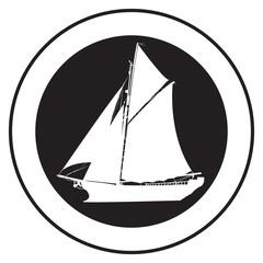 Emblem of an old ship 4