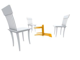 Krzesła 2