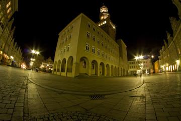 City Hall Opole