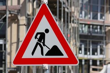 Baustelle /construction site