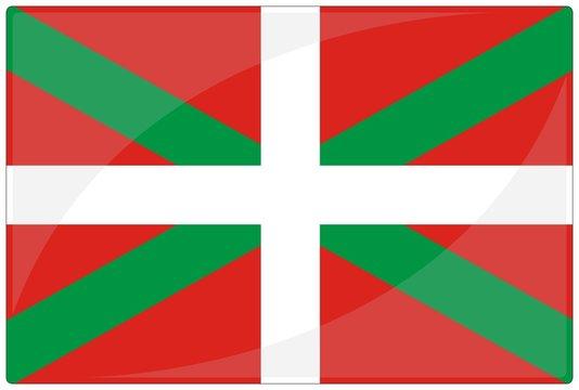 drapeau glassy basque flag