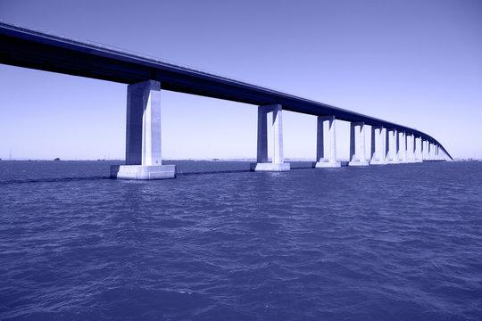 Bridge Over San Joaquin River