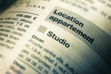 petite annonce immobilier - journal d'annonces de locations
