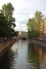 St.-Petersburg, Griboedov's channel