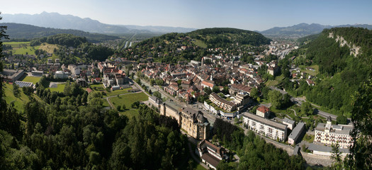 Panorama Feldkirch