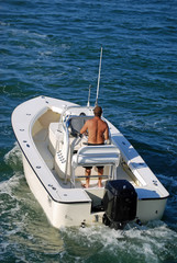Basic Fishing Boat