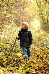 Kind - child - outdoor