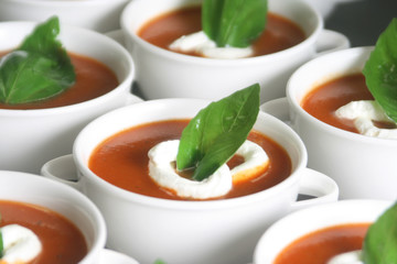 Catering - Tomato Soups