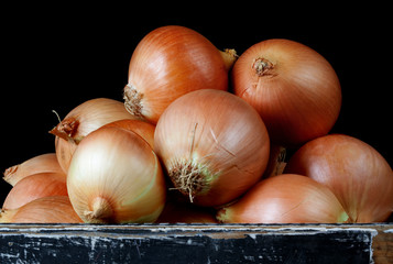 Box of Brown Onions