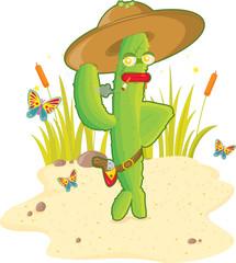 cactus sherif