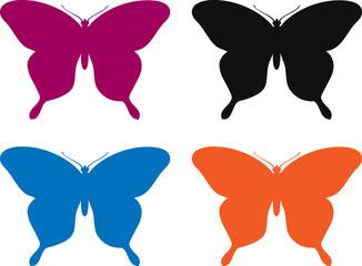 Photos illustrations et vid os de dessin papillon - Papillon dessin couleur ...