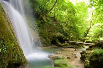 Foto op Canvas waterfall ripaljka5