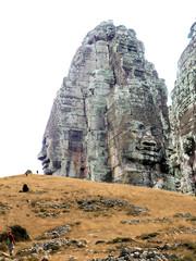 temple lointain