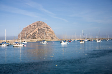 Morro Rock Morro Bay USA