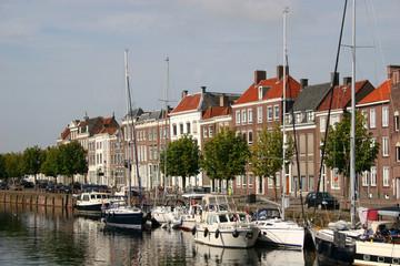 canal, Middelburg