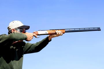 Ma Shooting Skeet