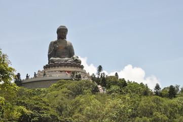 Big Buddha Mountain Statue