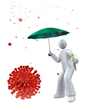 Vaccine as anti Swine Flu protection