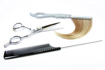 Outillage de coiffure