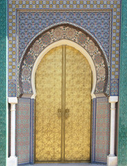 Königspalast Eingangstor