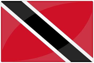 drapeau glassy trinité et tobago trinitad flag