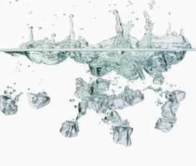 Eis Wasser 1