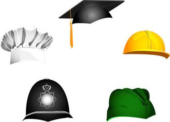 Set di cappelli