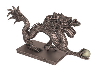 Dragon_statuette