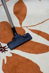 Carpet Hoovering