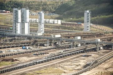 Kohleindustrie