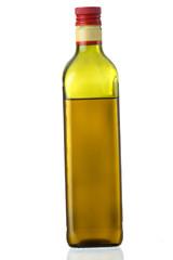 Extra-virgin olive oil bottle