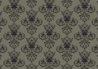 Abstract vintage background pattern vector
