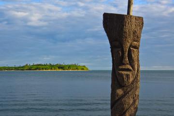 Traditional Fijian Idol