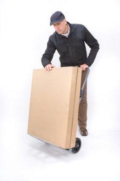 Paket Transporteur