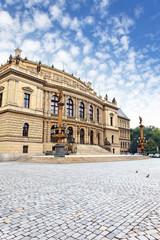 Rudolfinum in Prag