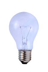 Lightbulb isolated on white