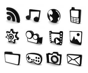 Icon 3d