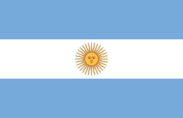 Argentinien Flagge/Fahne - Argentina Flag