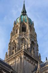 Cathédrale gothique Notre-Dame de Bayeux