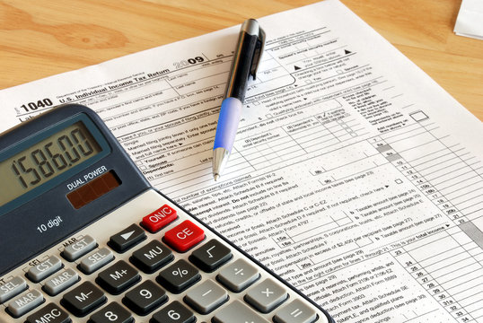 Tax Forms Calculator