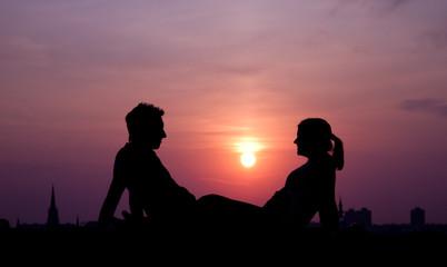 sunset couple2