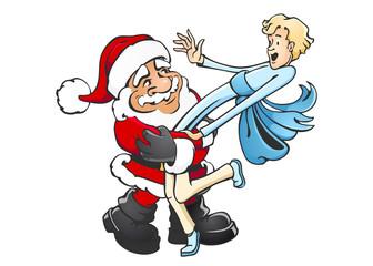 und plötzlich ist weihnachten da