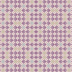Vector illustration of a  checkered background