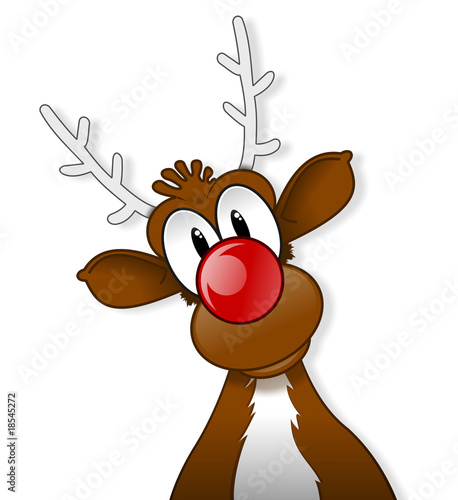 """Rudolph the red nosed reindeer"""" Imagens e fotos de stock Royalty Free ..."""