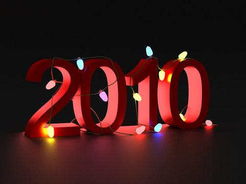 Numeros del año 2010