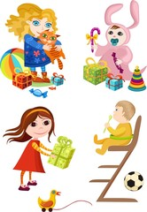children set